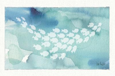 Sea Life II-Lisa Audit-Art Print