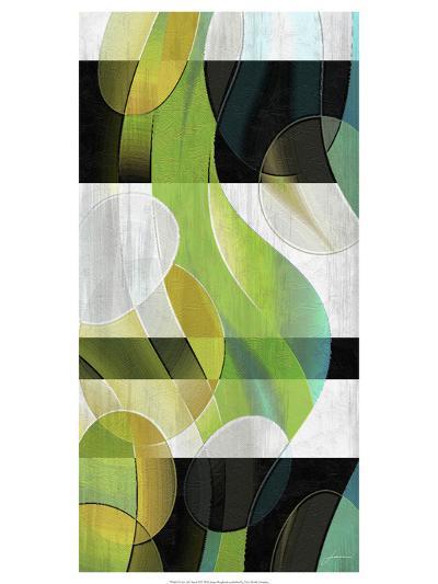 Sea Life Panel II-James Burghardt-Art Print