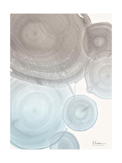 Sea Mist Tree Rings-Albert Koetsier-Art Print