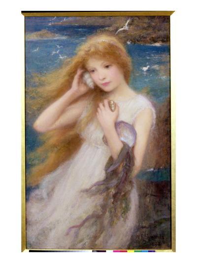 Sea Nymph, 1893-William Robert Symonds-Giclee Print