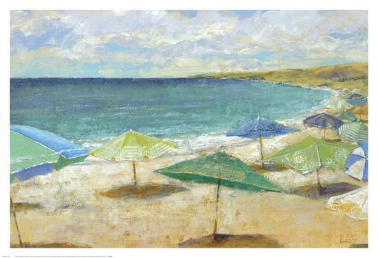 Sea of Shade-Michael Longo-Art Print