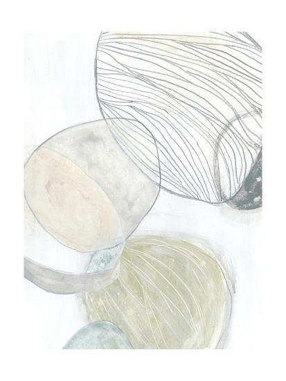 Sea Pebbles II-June Erica Vess-Premium Giclee Print