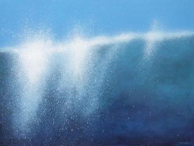 Sea Picture II, 2008-Alan Byrne-Giclee Print