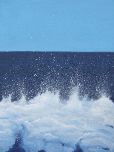 Sea Picture V-Alan Byrne-Giclee Print