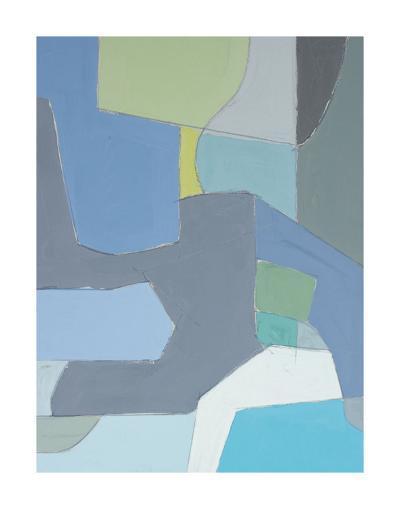 Sea Ranch Color I-Rob Delamater-Art Print