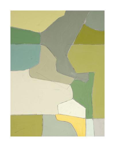 Sea Ranch Color II-Rob Delamater-Art Print