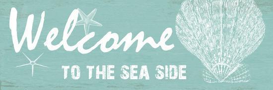 Sea Side-Sheldon Lewis-Art Print