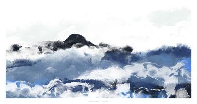 Sea Surface I-June Erica Vess-Giclee Print