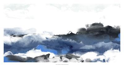 Sea Surface II-June Erica Vess-Giclee Print