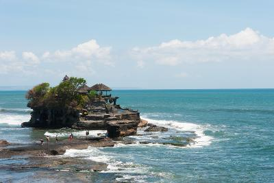 Sea Temple, Tanah Lot Temple, Tanah Lot, Bali, Indonesia--Photographic Print