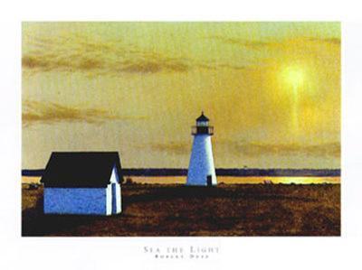 Sea The Light-Robert Duff-Art Print