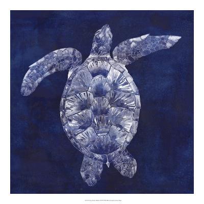Sea Turtle Shadow II-Grace Popp-Art Print