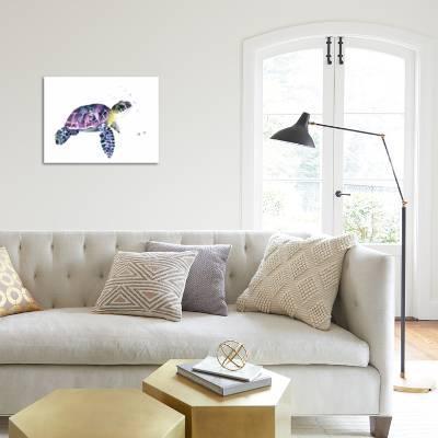 Sea Turtle Art Print By Suren Nersisyan Artcom - Sea turtle coffee table