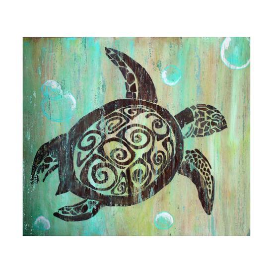 Sea Turtle-Karen Williams-Giclee Print