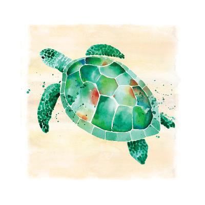 Sea Turtle-Sara Berrenson-Art Print