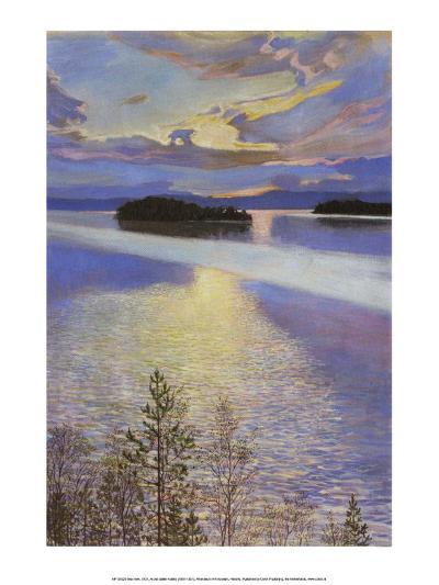 Sea View, 1901-Akseli Gallen-Kallela-Art Print