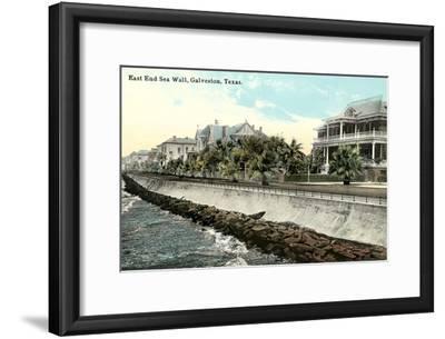 Sea Wall, Galveston