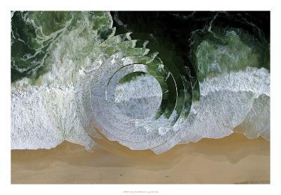 Sea Wave II-Melissa Wang-Art Print