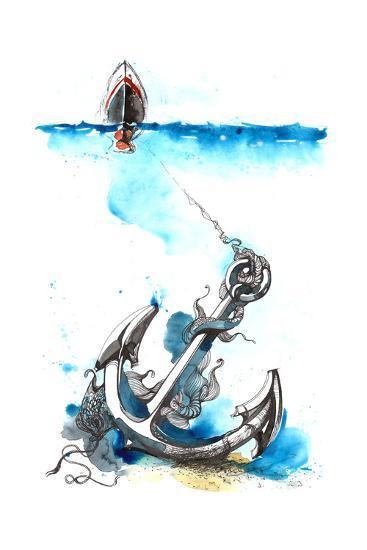 Sea-okalinichenko-Art Print
