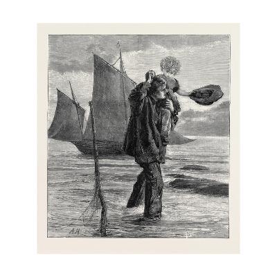 Sea--Giclee Print