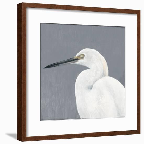 Seabird Thoughts 1-Norman Wyatt Jr^-Framed Premium Giclee Print