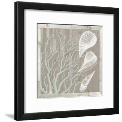 Seaboard II-Jarman Fagalde-Framed Art Print