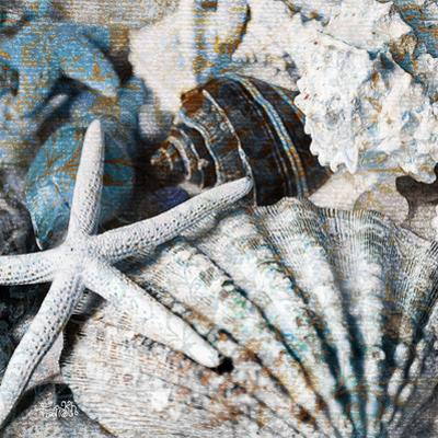 Seachells in Blue II