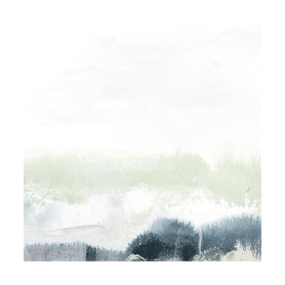 Seafoam Horizon II-June Vess-Art Print