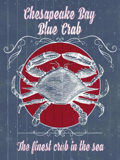 Seafood Co. I-Grace Popp-Art Print