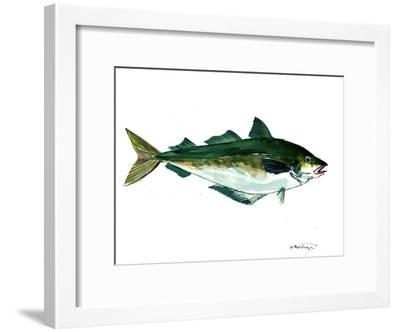 Seafood Fish-Suren Nersisyan-Framed Art Print