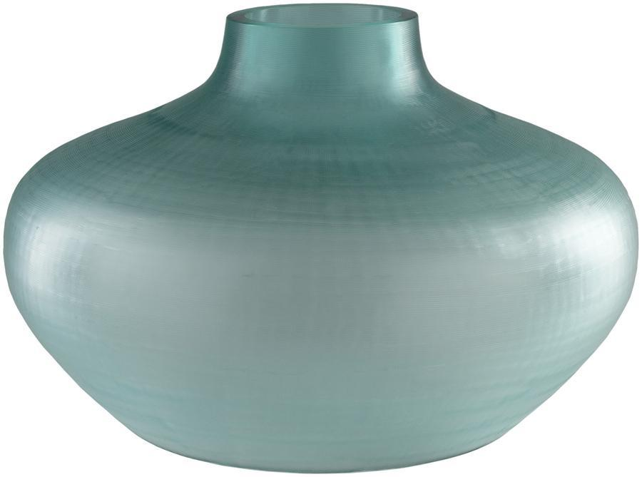 Seaglass Vase Wide Home Accessories By Art