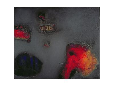 Seahorse, 1999-Jane Deakin-Giclee Print