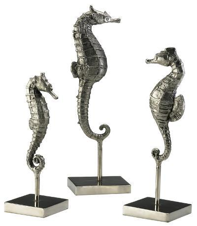 Seahorse Trio--Home Accessories