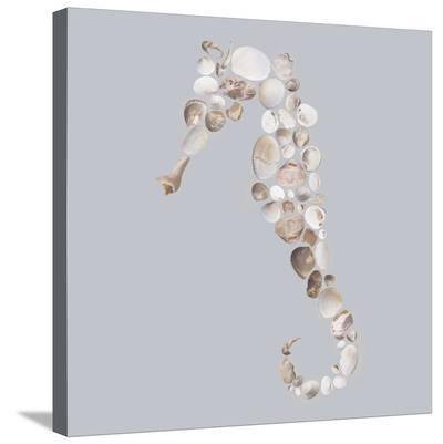 Seahorse-Justin Lloyd-Stretched Canvas Print