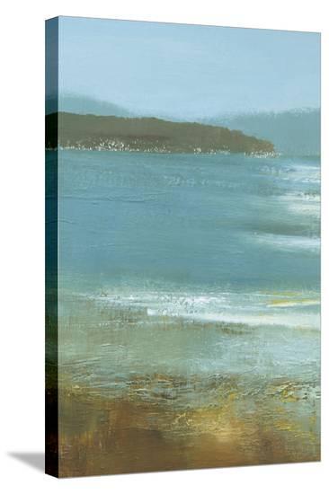 Sealight-Caroline Gold-Stretched Canvas Print