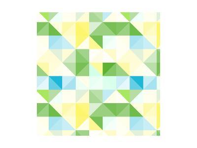 Seamless Pattern-svetolk-Art Print
