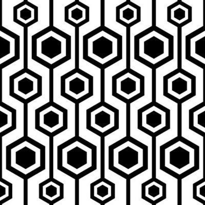 Seamless Retro Pattern-katritch-Art Print