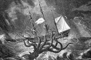 Seamonsters, the Kraken
