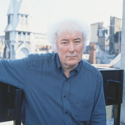 Seamus Heaney, 1996--Photographic Print