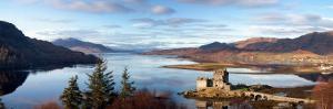 Eilean Donan Castle by Sean Caffrey
