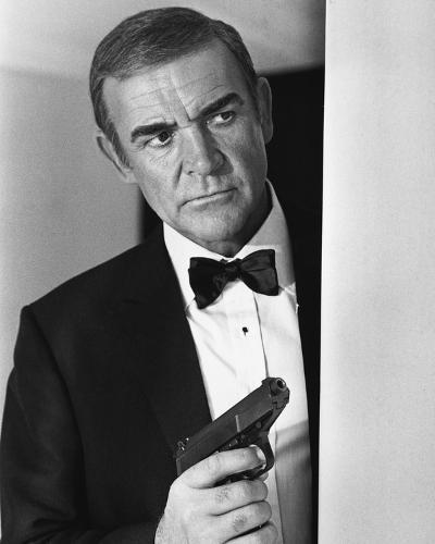Sean Connery, Never Say Never Again (1983)--Photo