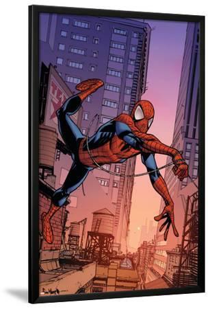 Marvel Adventures Spider-Man No.37 Cover: Spider-Man