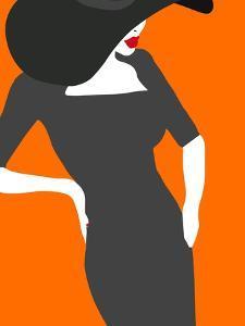 Lady No. 18 by Sean Salvadori