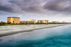 Cocoa Beach, Florida Beachfront Hotels and Resorts. by SeanPavonePhoto