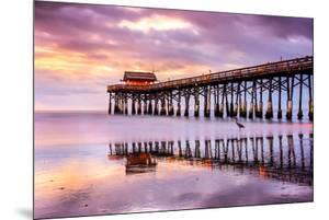 Cocoa Beach, Florida, USA at the Pier. by SeanPavonePhoto