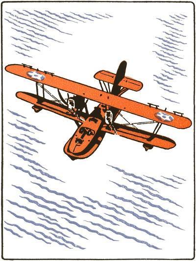 Seaplane--Art Print