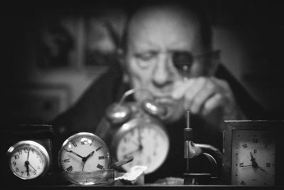 Search of the Perfect Time-Antonio Grambone-Photographic Print