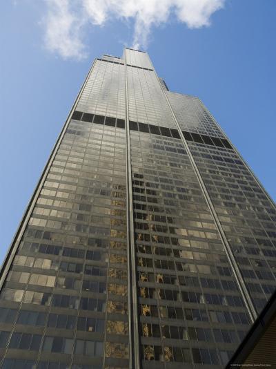 Sears Tower, Chicago, Illinois, USA-Robert Harding-Photographic Print