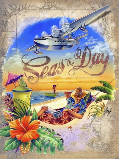 Seas Day-James Mazzotta-Giclee Print