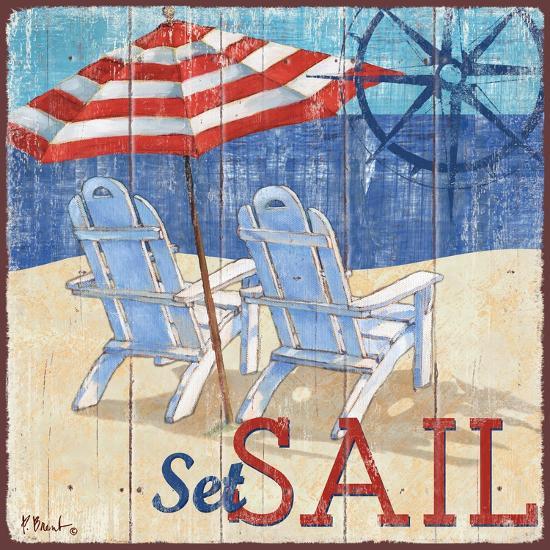 Seas the Day II-Paul Brent-Art Print